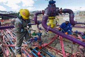 The arthmetic of fracking