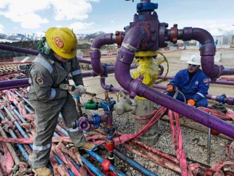 The arthmetic of fracking